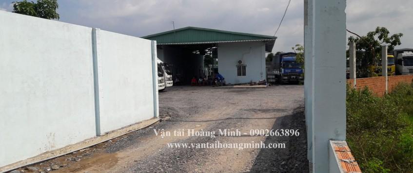 Vận chuyển hàng hóa Gò Dầu Tây Ninh