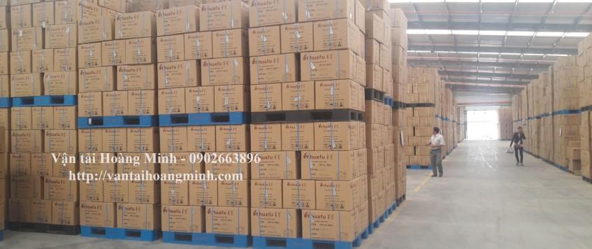 Vận chuyển hàng hóa huyện Cần Giờ TPHCM