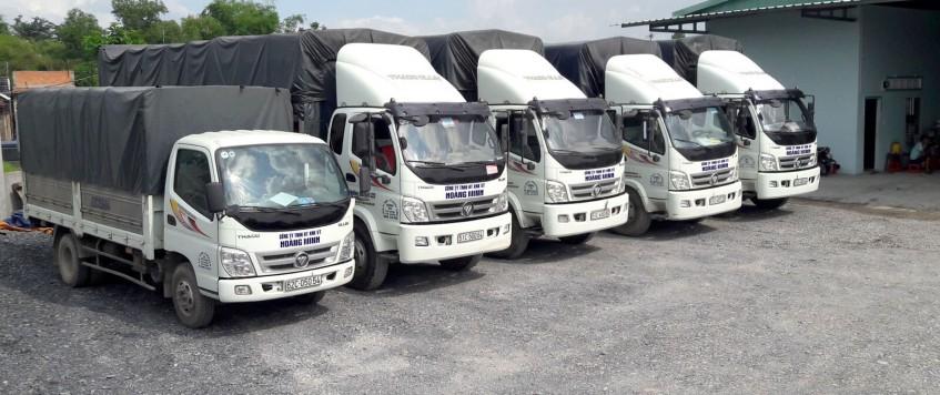 Vận chuyển hàng hóa nội thành Thành phố Hồ Chí Minh (TpHCM)
