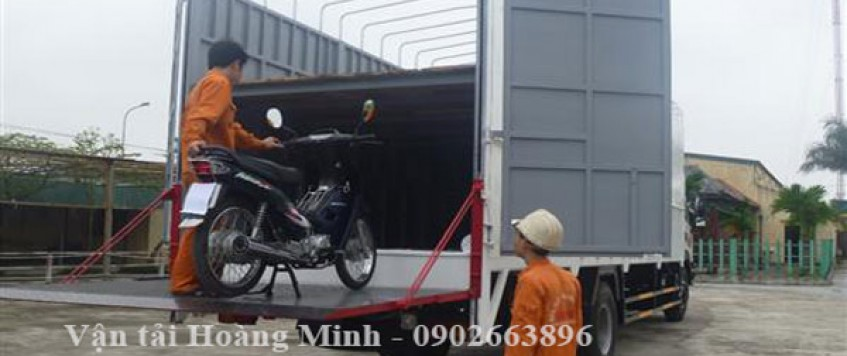 Dịch vụ vận chuyển xe máy đi Huế dịp tết 2019