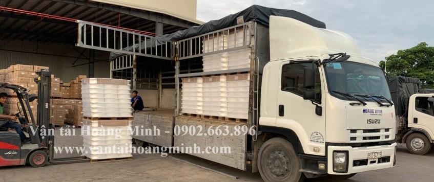 Xe tải chở hàng huyện Cần Giuộc