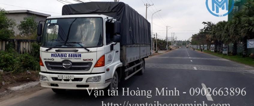 Dịch vụ xe tải chở hàng nguyên xe